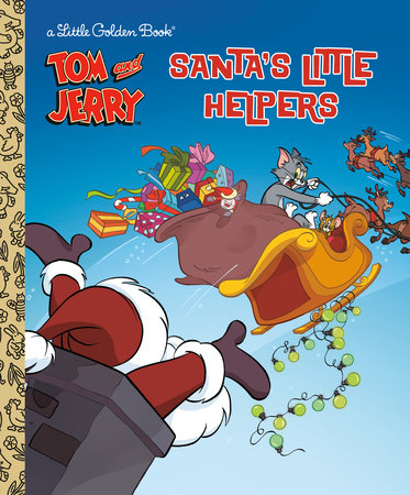 Tom and Jerry Christmas Little Golden Book (Tom & Jerry)