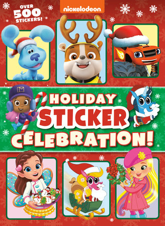 Holiday Sticker Celebration! (Nickelodeon)