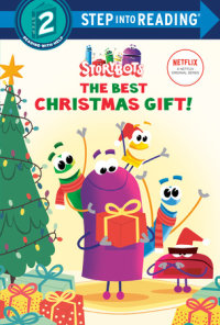 Cover of The Best Christmas Gift! (StoryBots) cover
