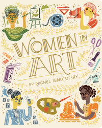 Book cover for Women in Art