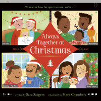Book cover for Always Together at Christmas
