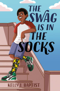 Book cover for The Swag Is in the Socks