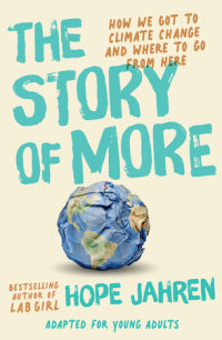 Cover of The Story of More (Adapted for Young Adults) cover