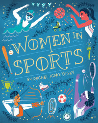 Book cover for Women in Sports