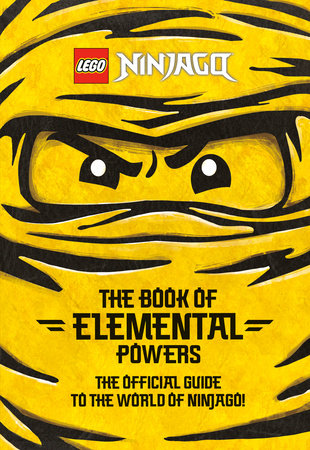 The Book of Elemental Powers (LEGO Ninjago)