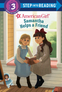 Cover of Samantha Helps a Friend (American Girl) cover