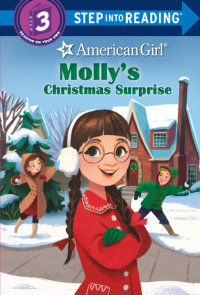 Cover of Molly\'s Christmas Surprise (American Girl) cover