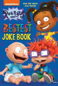 Book cover for Bestest Joke Book (Rugrats)