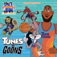 Cover of Tunes vs. Goons (Space Jam: A New Legacy)