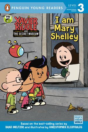 I Am Mary Shelley