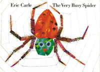 Cover of The Very Busy Spider cover