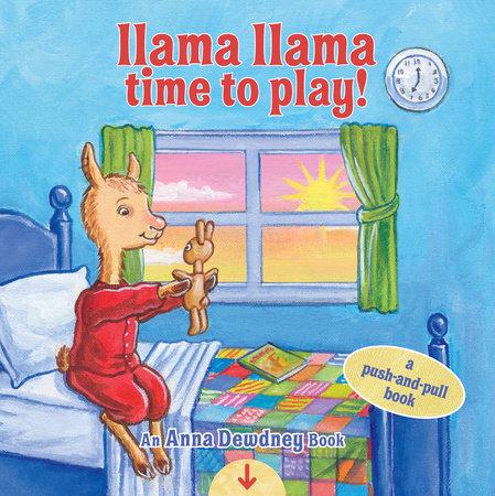 Llama Llama Time to Play