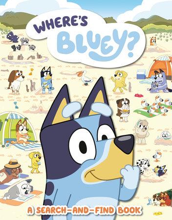 Where's Bluey?