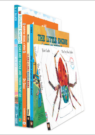 Read Together, Be Together: Perfect Read Alouds for Children: 6 Book Collection