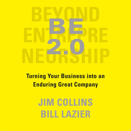 BE 2.0 (Beyond Entrepreneurship 2.0)