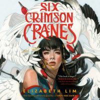 Cover of Six Crimson Cranes cover