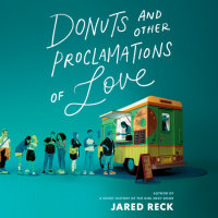 Cover of Donuts and Other Proclamations of Love cover