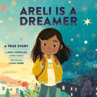 Cover of Areli Is a Dreamer cover