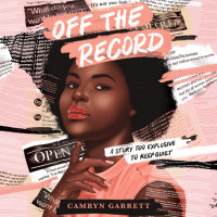Cover of Off the Record cover