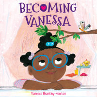 Cover of Becoming Vanessa cover