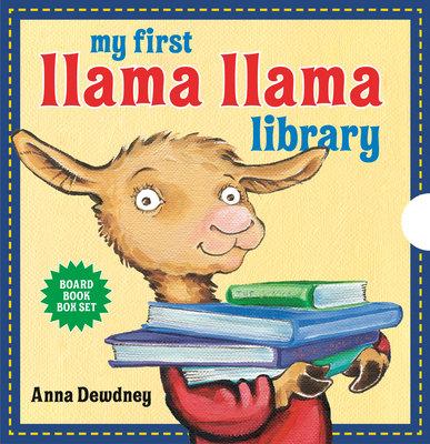 My First Llama Llama Library