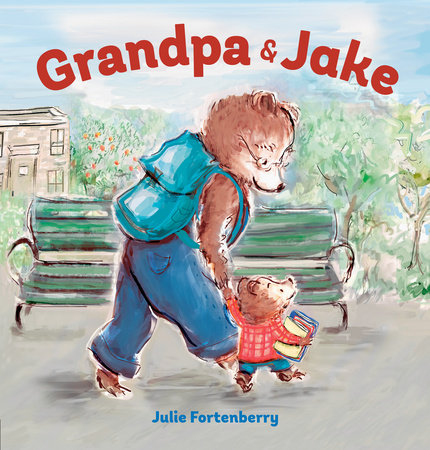 Grandpa and Jake