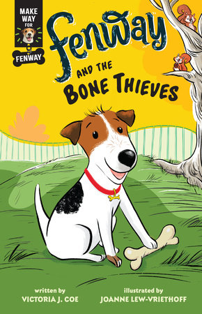 Fenway and the Bone Thieves
