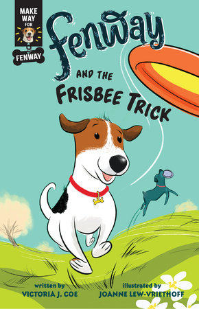 Fenway and the Frisbee Trick