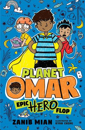 Planet Omar: Epic Hero Flop