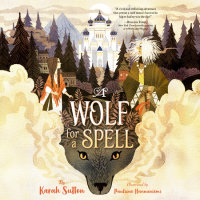 Cover of A Wolf for a Spell cover