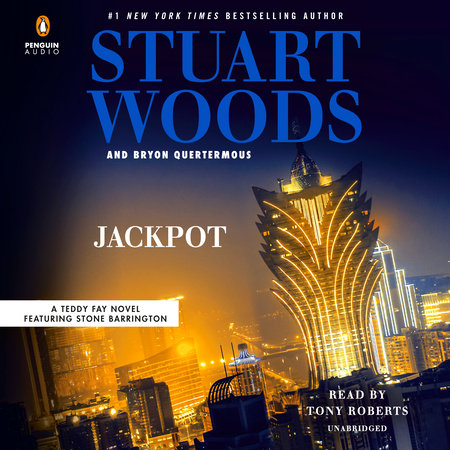 Jackpot book cover