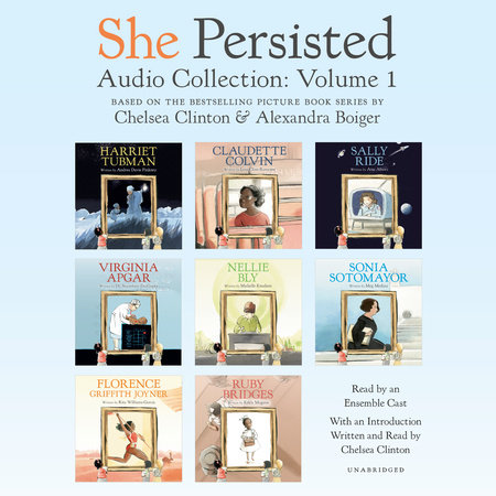 She Persisted Audio Collection: Volume 1