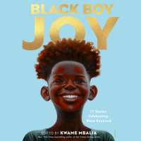 Cover of Black Boy Joy cover