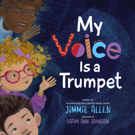 Cover image for My Voice Is a Trumpet