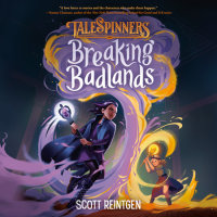Cover of Breaking Badlands cover