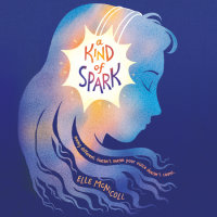 Cover of A Kind of Spark cover