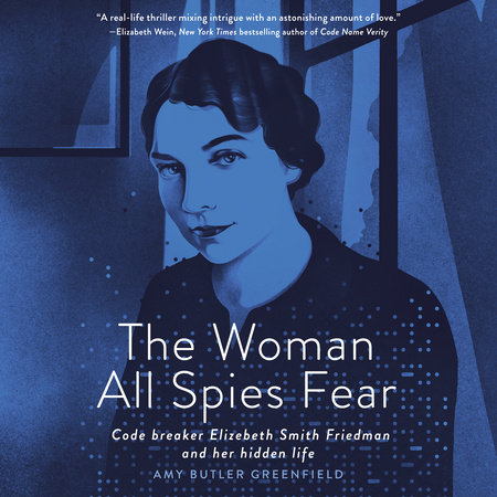 The Woman All Spies Fear book cover