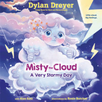 Cover of Misty the Cloud: A Very Stormy Day cover