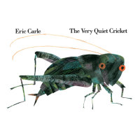 Cover of The Very Quiet Cricket cover