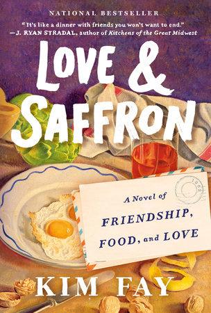 Love & Saffron