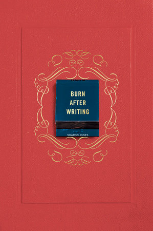 Burn After Writing (Coral)