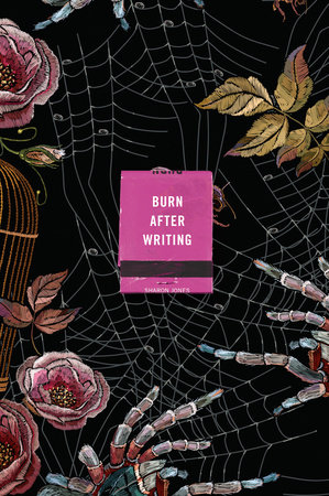Burn After Writing (Spiders)