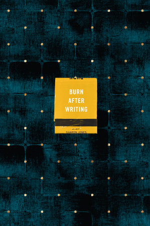 Burn After Writing (Dots)