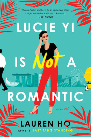 Lucie Yi Is Not a Romantic
