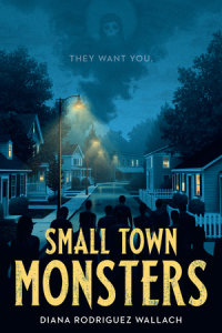 Cover of Small Town Monsters cover