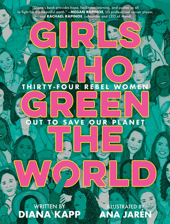 Girls Who Green the World