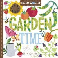 Book cover for Hello, World! Garden Time