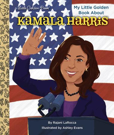 My Little Golden Book About Kamala Harris