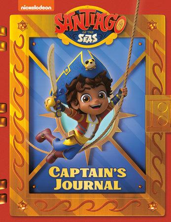 Santiago's Captain's Journal (Santiago of the Seas)