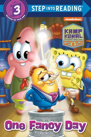 One Fancy Day (Kamp Koral: SpongeBob's Under Years)